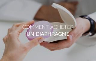 Acheter son diaphragme contraceptif