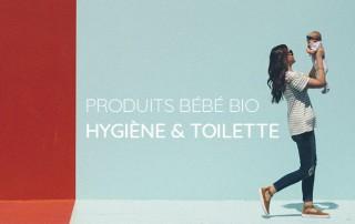 produits bébé bio hygiène et toilette