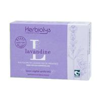 savon bio herbiolys lavandine