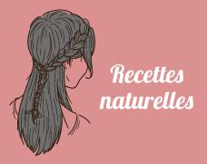 Recettes maison adaptées à chaque type de cheveux