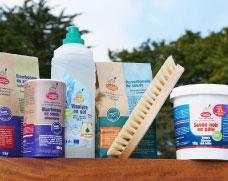 Nos produits pour un ménage bio et écolo