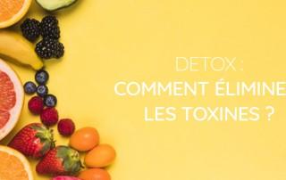 detox eliminer les toxines