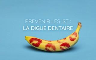 Prévenir les IST avec la digue dentaire