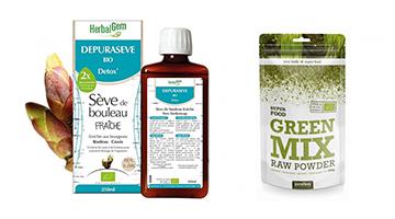 produits cure detox bivea
